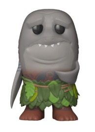 Disney: Maui (with Shark Head) - Pop! Vinyl Figure (LIMIT - ONE PER CUSTOMER)