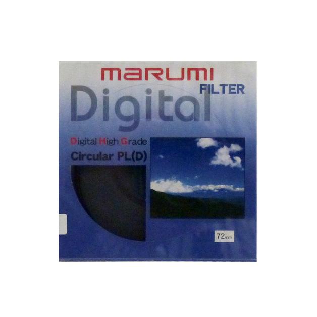 Marumi DHG Circular Polarising Filter 72mm