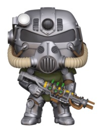 Fallout - T-51 Power Armour Pop! Vinyl Figure