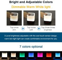 Bluetooth Speaker Alarm Clock with Night Lamp image