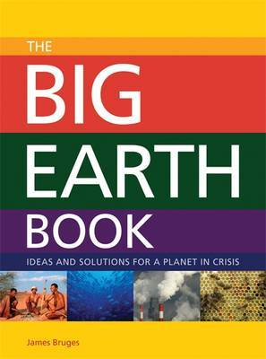 The Big Earth Book by James Bruges image