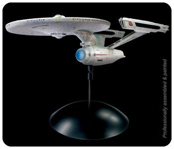 Star Trek Uss Enterprise Ncc 1701 Refit 1 1000 Model At