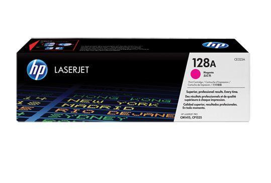 HP 128A Toner - Magenta