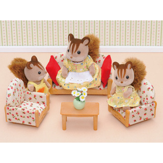 Sylvanian Families: 3 Piece Furniture Suite