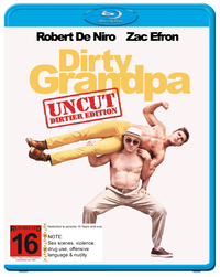 Dirty Grandpa on Blu-ray