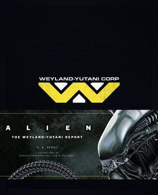 Alien by S.D. Perry