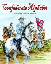 Confederate Alphabet by Rickey Pittman image