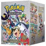 Pokemon Adventures Gold & Silver Boxed Set (Volumes 8-14) by Hidenori Kusaka