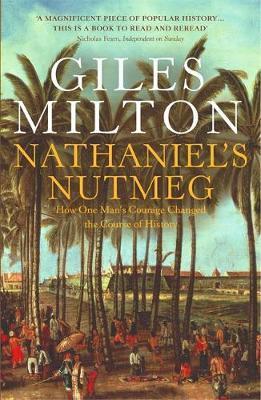 Nathaniel's Nutmeg by Giles Milton image