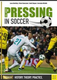 All About Pressing in Soccer by Laco Borbely image