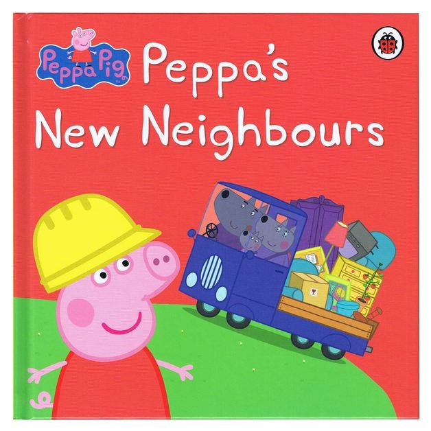 Peppa Pig – Peppa's New Neighbours