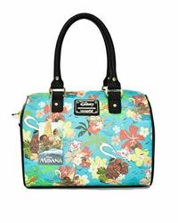 Loungefly: Moana - Floral Tote Bag
