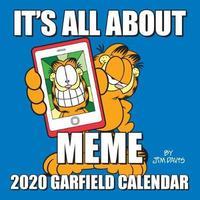 Garfield 2020 Square Wall Calendar