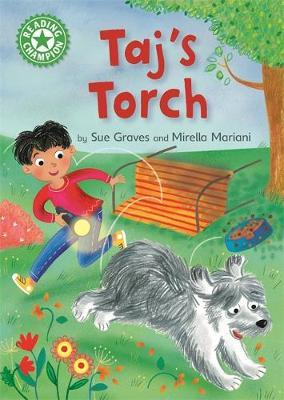 Reading Champion: Taj's Torch by Sue Graves