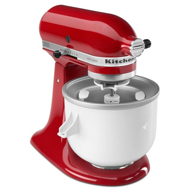 KitchenAid: Ice Cream Bowl Attachment