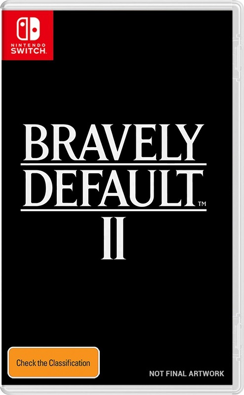 Bravely Default 2 for Switch