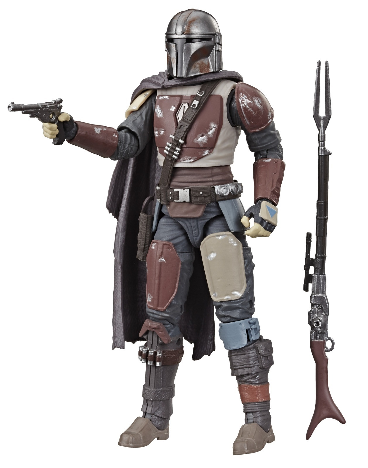 "Star Wars The Black Series: The Mandalorian - 6"" Action Figure image"