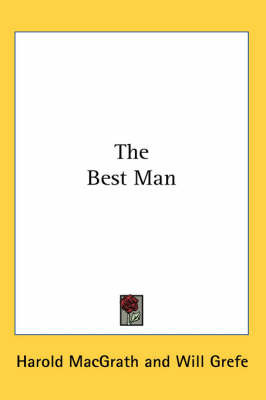 The Best Man by Harold Macgrath image