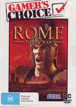 Rome: Total War (Gamer's Choice) for PC Games