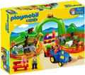 Playmobil 1.2.3. Large Zoo (Age 1.5+)