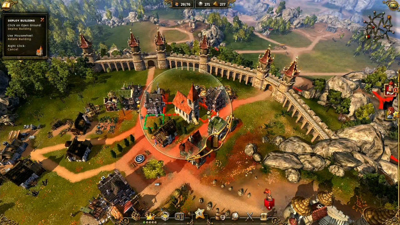 The Settlers 7: Paths to a Kingdom for PC Games image