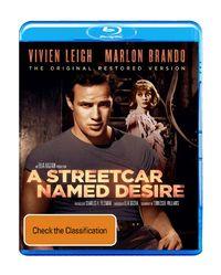 A Streetcar Named Desire on Blu-ray