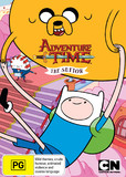 Adventure Time: The Suitor - Collection 6 on DVD