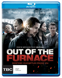 Out of the Furnace on Blu-ray