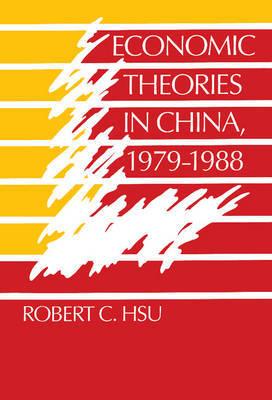 Economic Theories in China, 1979-1988