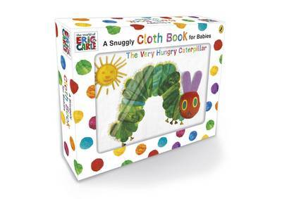 The Very Hungry Caterpillar Cloth Book by Eric Carle