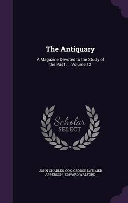 The Antiquary by John Charles Cox image