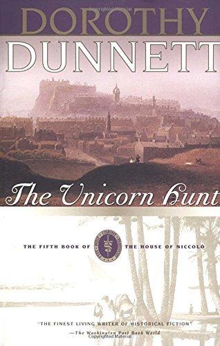 Unicorn Hunt, the by Dunnett Dorothy