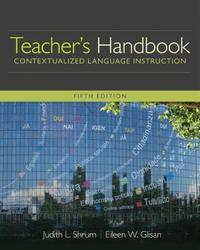 Teacher's Handbook by Eileen W Glisan