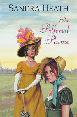 The Pilfered Plume by Sandra Heath image