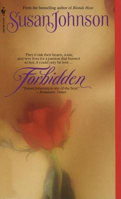 Forbidden by Susan Johnson image