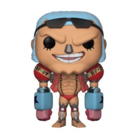 One Piece - Franky Pop! Vinyl Figure