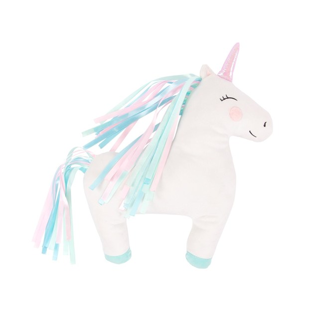 Rainbow Unicorn - Decorative Cushion