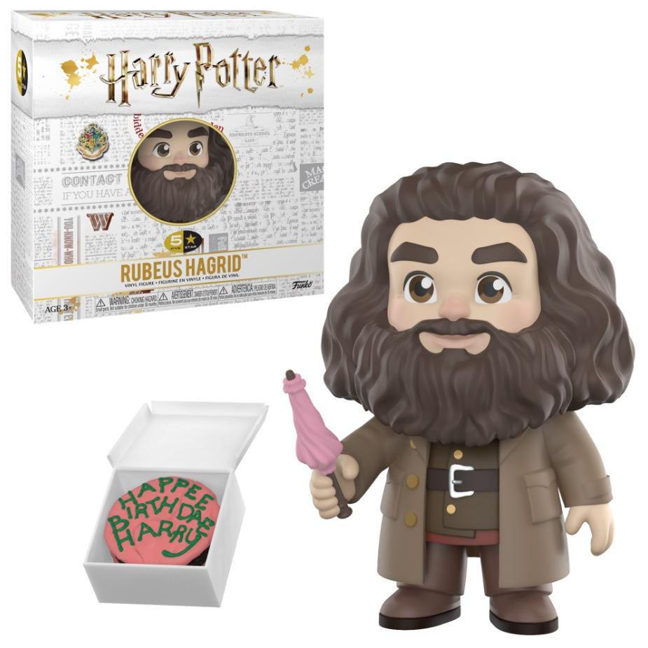 Harry Potter: Rubeus Hagrid - 5-Star Vinyl Figure image
