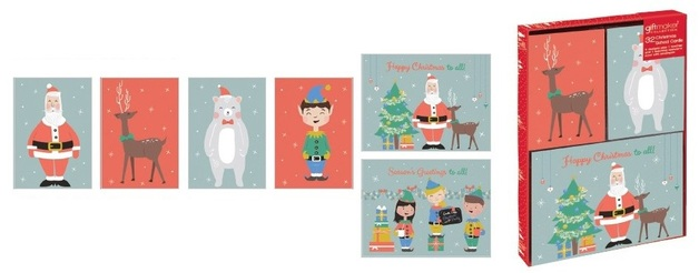Boxed Christmas Cards - Multiview