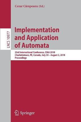 Implementation and Application of Automata image