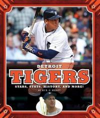 Detroit Tigers by K C Kelley