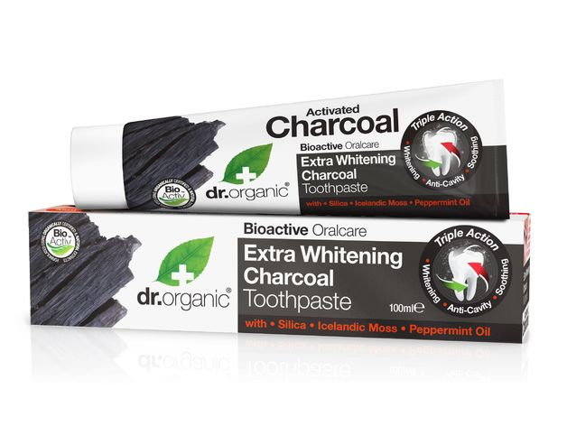 Dr. Organic - Charcoal Toothpaste (100ml)