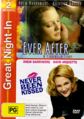 Ever After / Never Been Kissed (2 Disc) on DVD