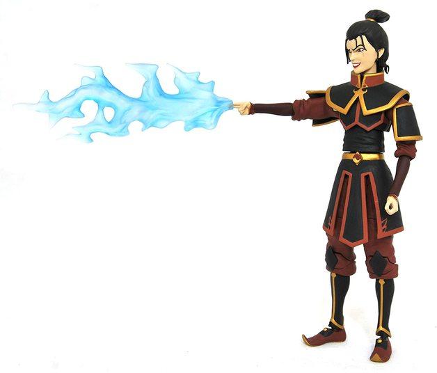 "Avatar TLA: Azula (Firebender) - 7"" Action Figure"