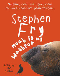 Moab is My Washpot by Stephen Fry image