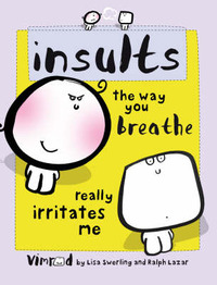 Insults by Lisa Swerling image