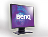BenQ FP73G 17 Silver LCD Monitor 6ms