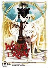 Wolf's Rain Vol 1 on DVD