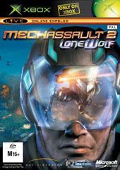 MechAssault 2: Lone Wolf for Xbox