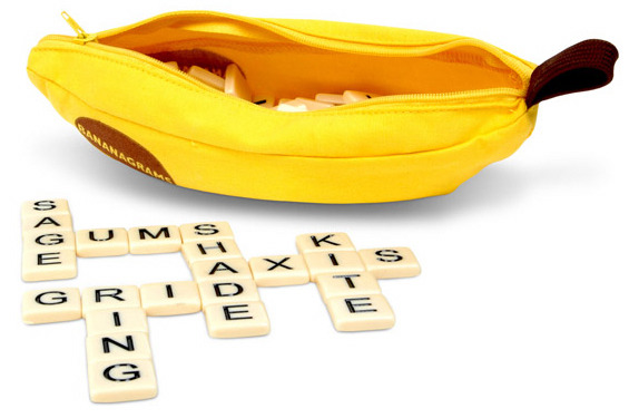 Bananagrams Anagram Game image